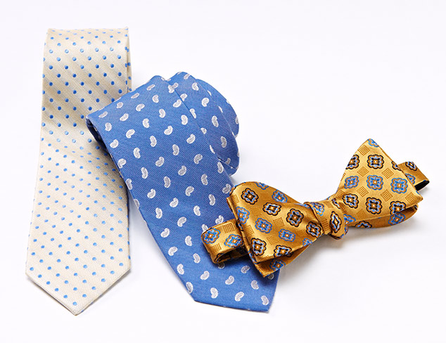 Spring Color: Ties at MYHABIT