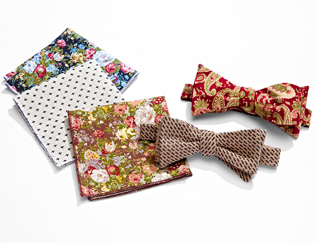Ties by Jonathan Adler, Cotton Treats & More at MYHABIT