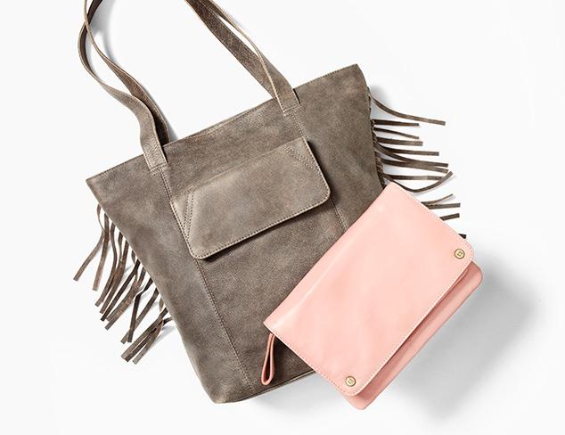 Under $100 Latico Leather Handbags at MYHABIT