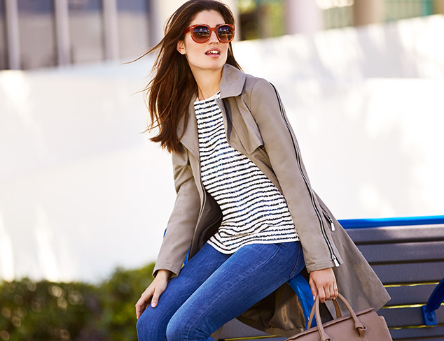 Up to 70 Off Spring Jackets & Coats at MYHABIT