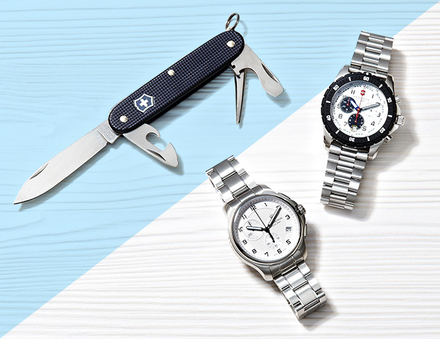 Victorinox Watches at MYHABIT