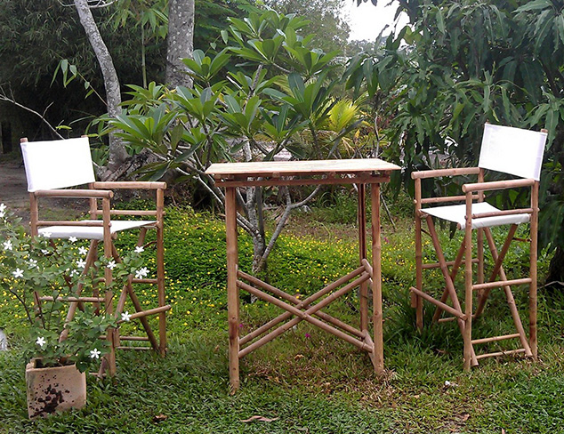 Warm & White Outdoor Furniture & More at MYHABIT