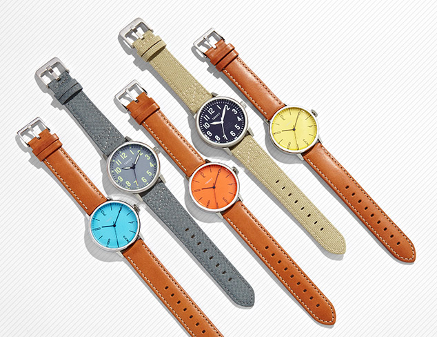 Watches feat. Seiko at MYHABIT