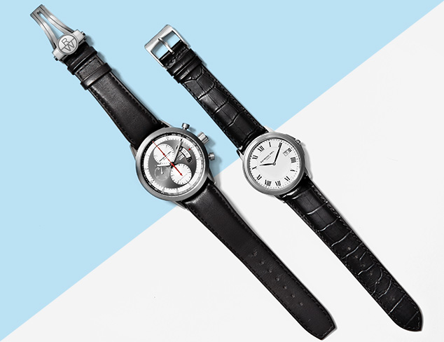 Wear to Work: Watches at MYHABIT