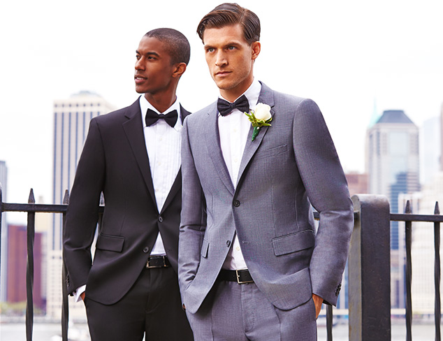 Wedding Ready Suits & Dress Shirts at MYHABIT