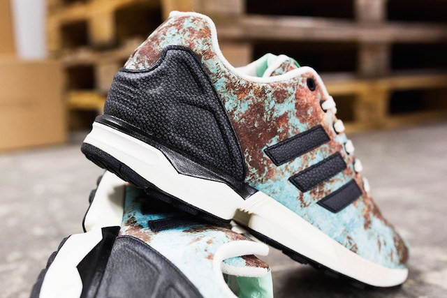 adidas Originals ZX Flux Aged Copper_2