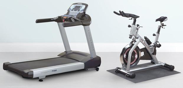 At-Home Gym, Complete: Treadmills to Ellipticals at Rue La La