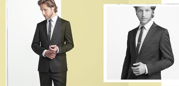 Black & White for Men: A Foolproof Color Combo at Rue La La