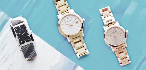 Burberry Women's & Men's Watches at Rue La La