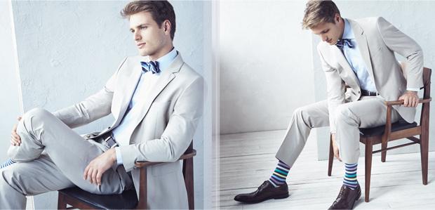 Get Dapper: Linen Suits, Bow Ties, & More at Rue La La
