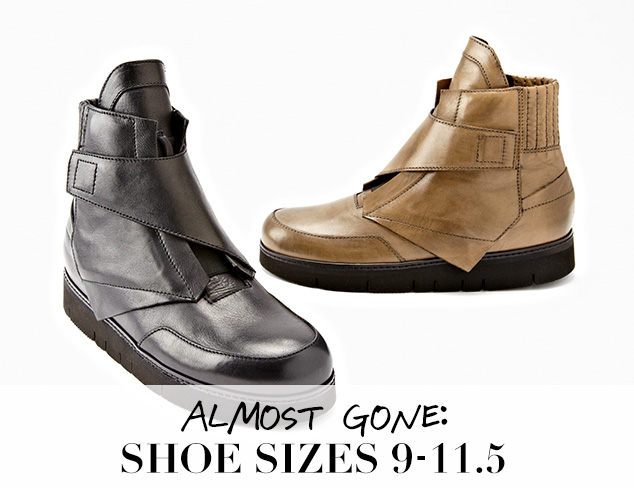 Almost Gone Shoes Sizes 9-11.5 at MYHABIT