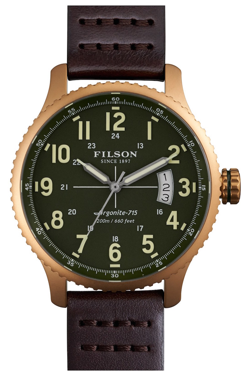 Filson The Mackinaw Field Watch
