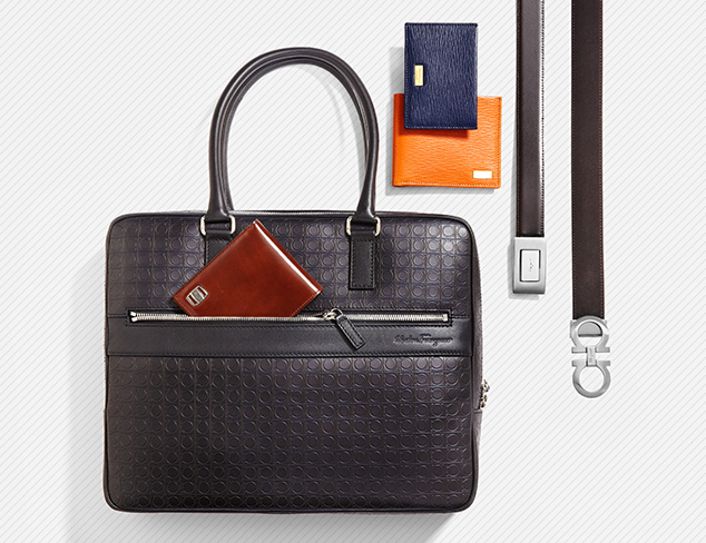 Salvatore Ferragamo Accessories at MYHABIT
