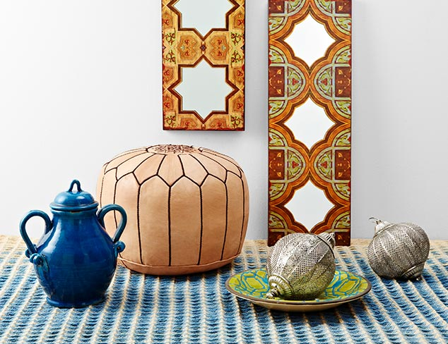 Up to 75 Off Moroccan Décor at MYHABIT