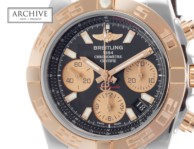 ARCHIVE Watches feat. Breitling at MYHABIT