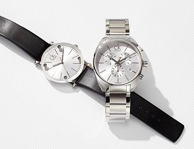Calvin Klein Watches at MYHABIT