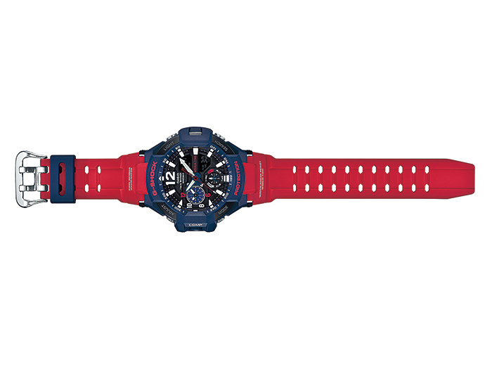 G-Shock GA-1100-2A Gravitymaster Resin Strap Watch_3