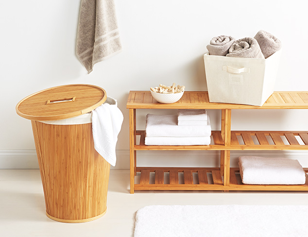 Get Organized Storage for Every Room at MYHABIT