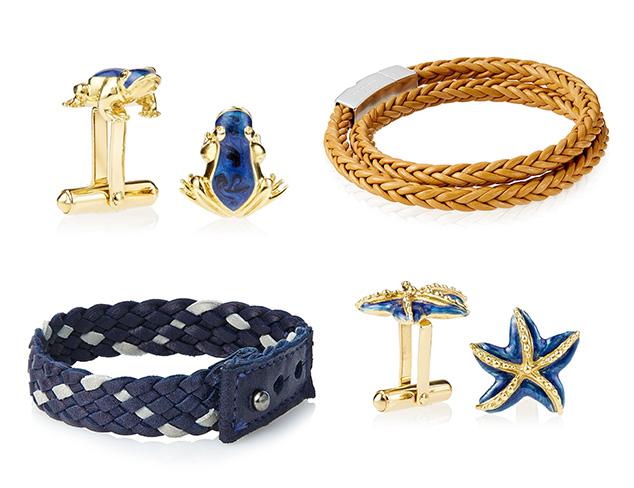 Jewelry & Cufflinks feat. Jan Leslie at MYHABIT