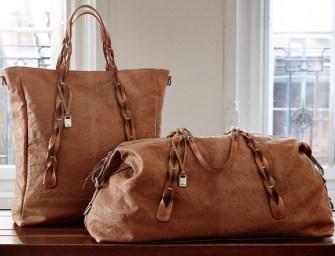 John Varvatos Fleetwood Collection Bags