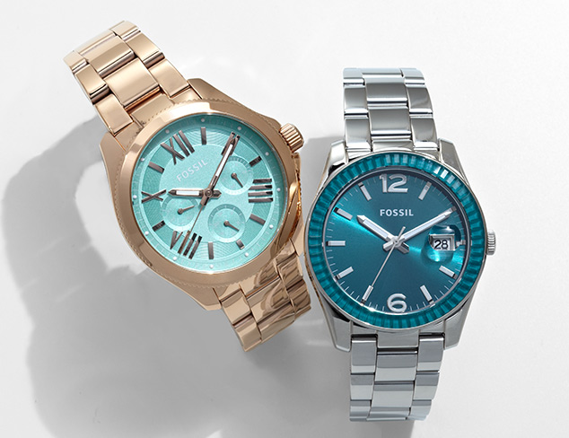 New Markdowns Fossil Watches & More at MYHABIT