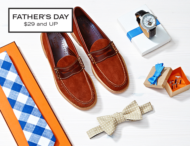 Polished & Professional Gifts for Dad at MYHABIT