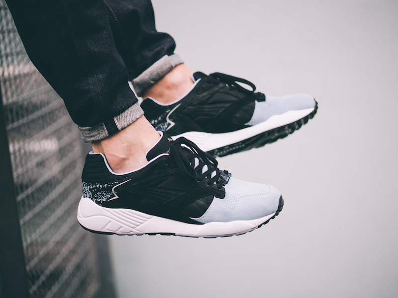Solebox x PUMA XS850 Adventurer Black