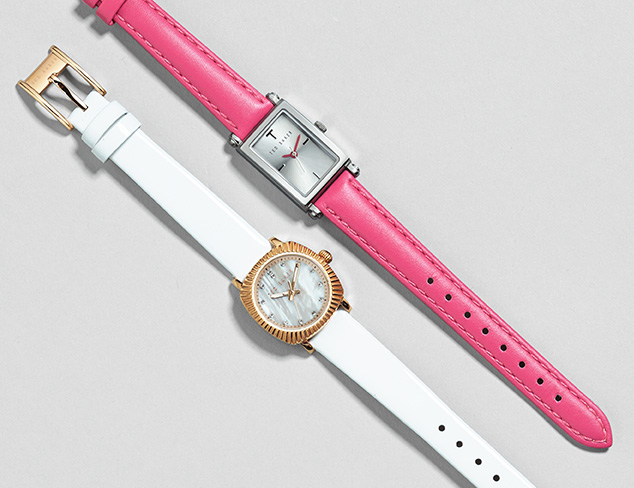 Summer Watches feat. Ted Baker at MYHABIT
