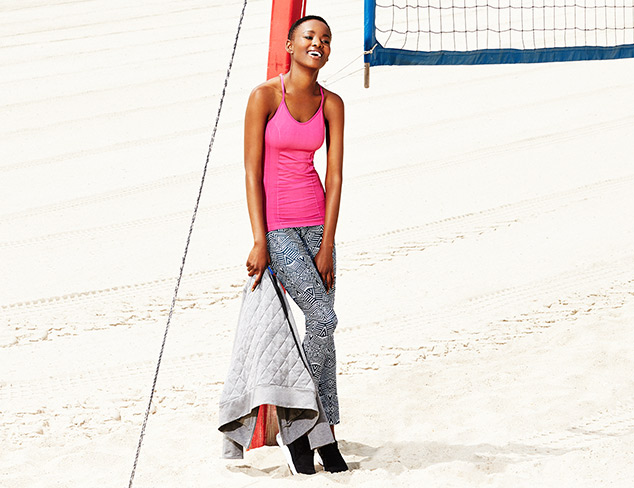 Sweat in Style Workout Wear at MYHABIT