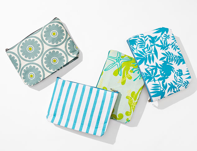 Take It With You Cosmetic Cases & Pouches at MYHABIT