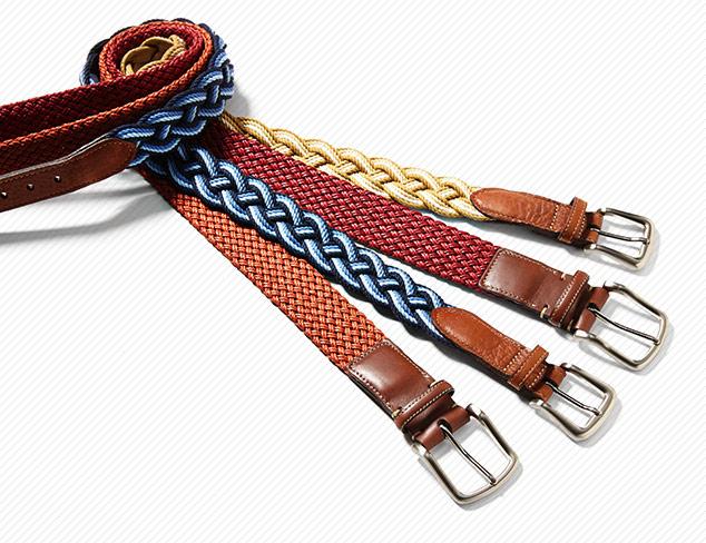 Torino Leather Co. Belts at MYHABIT