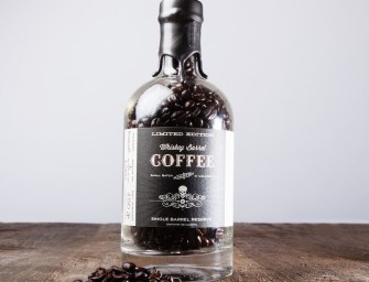 Whiskey Barrel Coffee Touch of Modern Limited Edition