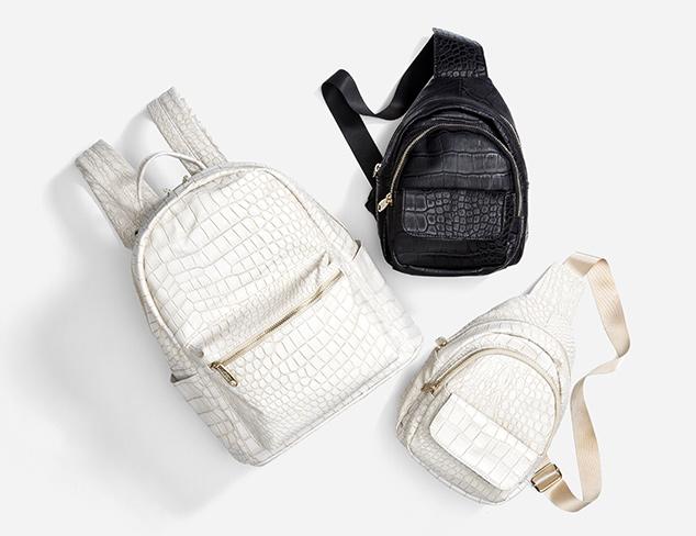 Trend Alert Buckets & Backpacks at MYHABIT
