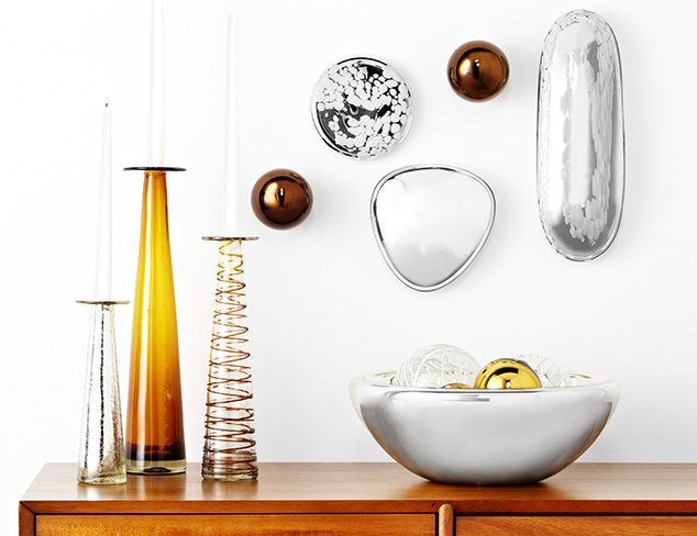 Up to 70 Off Glass Accents at MYHABIT