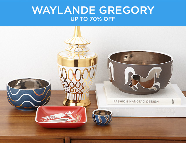 Up to 70 Off Waylande Gregory at MYHABIT