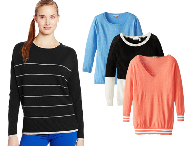 Up to 80 Off Sweater feat. Michael Stars at MYHABIT