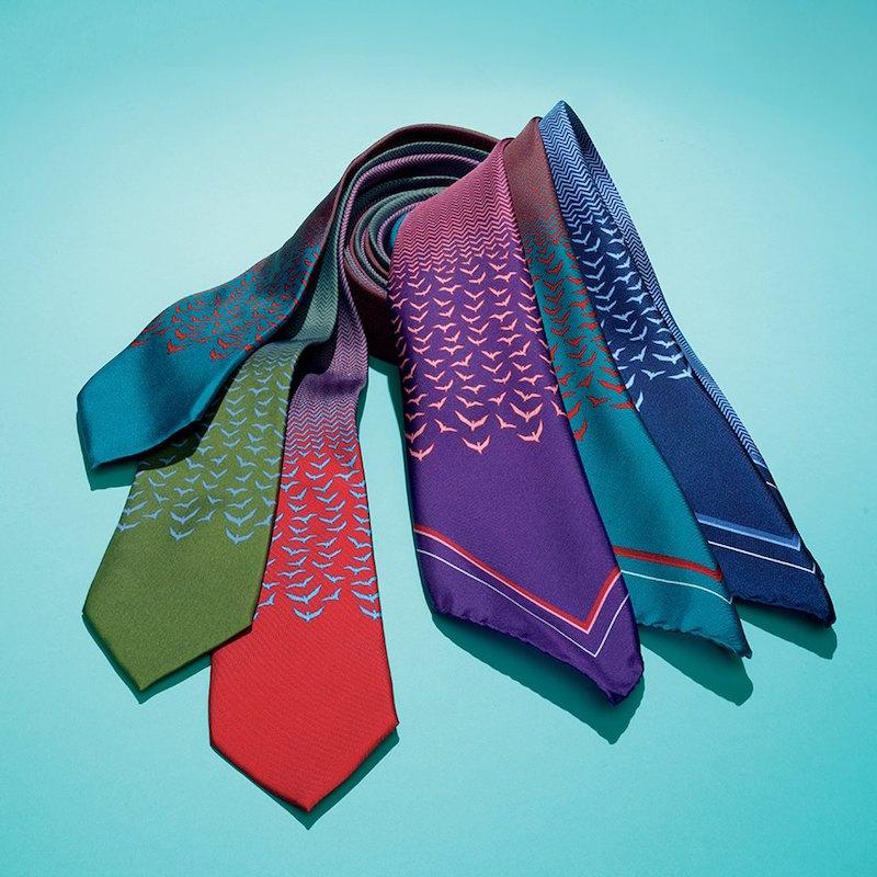 Vilebrequin Ties & Pocket Square