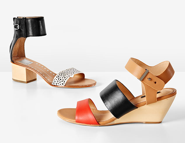 A Step Up Wedges at MYHABIT