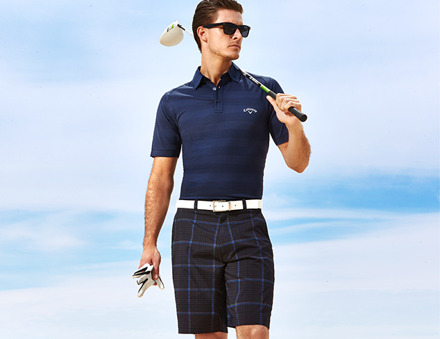 An Active Lifestyle Golf Wear & More at MYHABIT