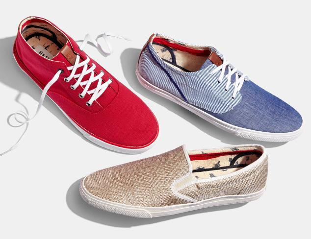 Ben Sherman Shoes at MYHABIT