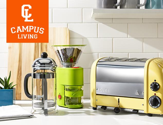 Campus Living Kitchen & Dining at MYHABIT