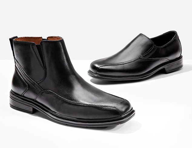 Classic Styles feat. Florsheim at MYHABIT