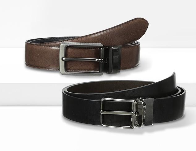 Designer Belts feat. The British Belt Co. at MYHABIT