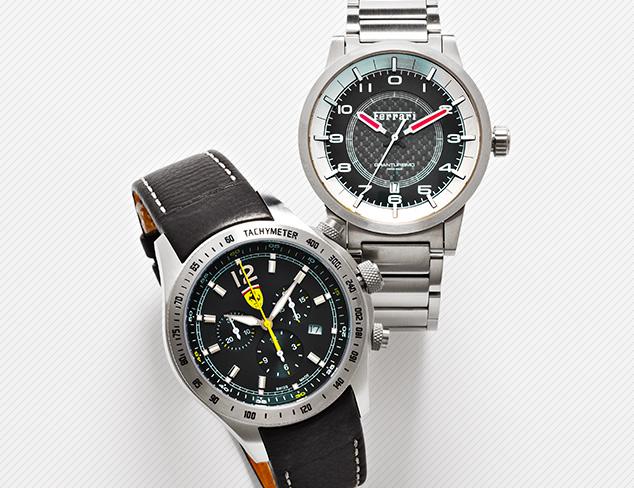 Ferrari Watches at MYHABIT