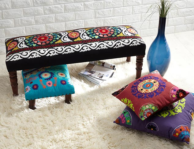 Find Your Center Global Décor at MYHABIT