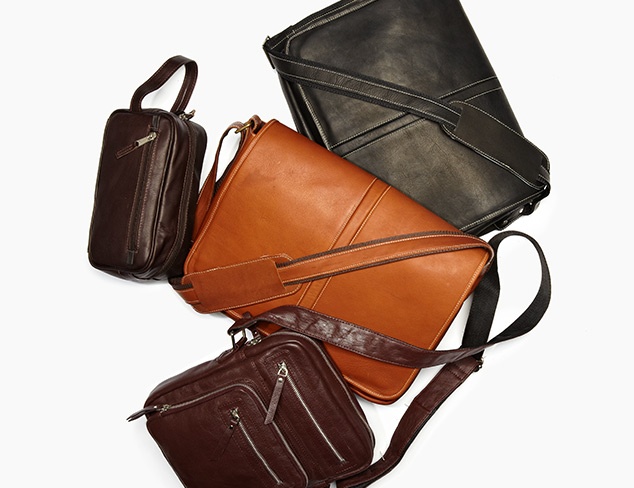 For the Modern Gentleman Bags & More at MYHABIT