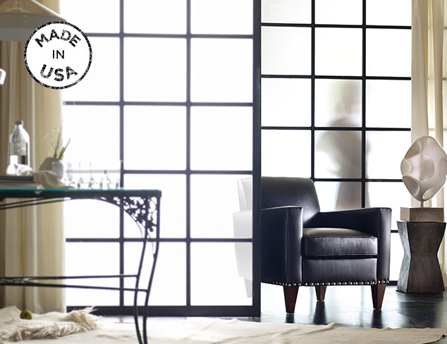 Furniture Feature Made in the USA at MYHABIT