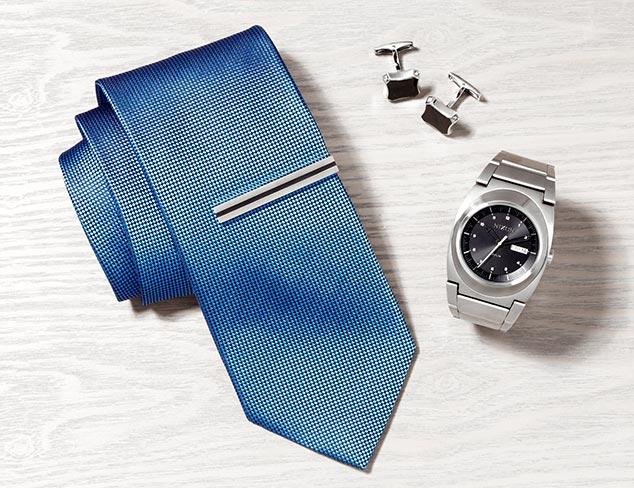 Gold Details Cufflinks, Jewelry & Watches at MYHABIT