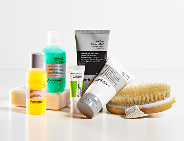Grooming Best Sellers feat. Anthony Logistics at MYHABIT