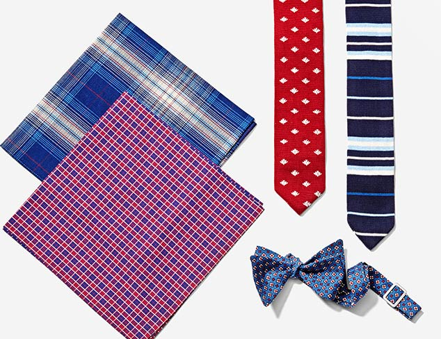 Ivy Prepster Ties at MYHABIT